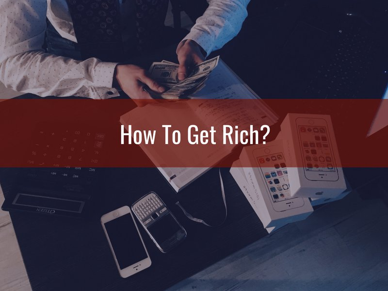 How To Get Rich - Alternative Insurance Agency