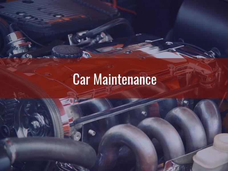 Car Maintenance - Alternative Insurance Agency 800x600