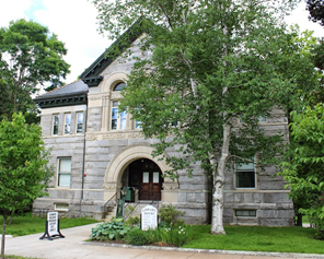 Dickinson Memorial Library - Alternative Insurance Agency