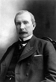 John D Rockefeller Sr - Alternative Insurance Agency
