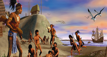 The Macaya and Jororo Indians