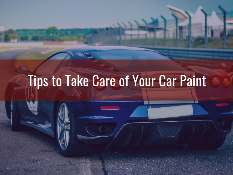 Tips to Take Care of Your Car Paint - Alternative Insurance Agency