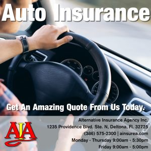 What is Auto Insurance? A blog article by Alternative Insurance Agency Inc. in Deltona Florida