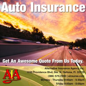 What is Auto Insurance? Deltona Florida