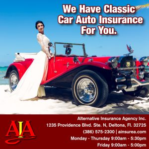 Classic Car insurance by Alternative Insurance Agency - car shows